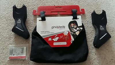 Phil & Ted Car Seat Adaptors TS 26 2.0 Maxi-cosi Cabrio Fix Pebble Mico
