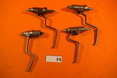 Lot of 4 Orthopedic Wire Drivers / Pin Collets