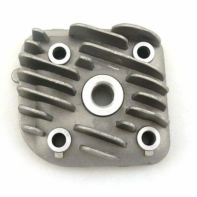 Complete Aluminum Cylinder Heads for SCOOTER MOPED JOG 70cc 2 STROKE