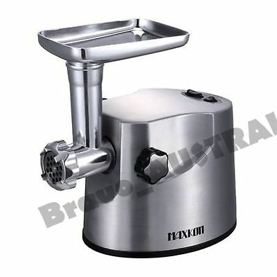 2800W Electric Meat Mincer Grinder Sausage Maker Filler Stuffer Kibbe Low Noise