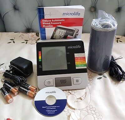 Micolife Deluxe Automatic Blood Pressure