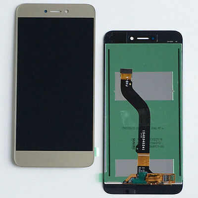 Gold LCD Display Screen Touch Digitizer Assembly For Huawei P8 Lite 2017 PRA-LX1