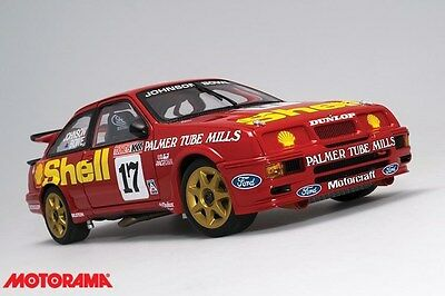 1:18 Scale Model Car Ford Sierra RS500 1991 Tooheys 1000 #17 Johnson/Bowe A89110