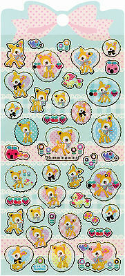"Sanrio Hummingmint ""Ribbon"" Stickers (2015)"