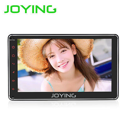 "Joying Android 6.0 7"" Universal 1 Din Bluetooth Car FM Radio Stereo Mirror Link"