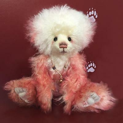 FAIRY WISHES - Isabelle Lee Mohair Limited Edition Charlie Bear * FREE US SHIP *