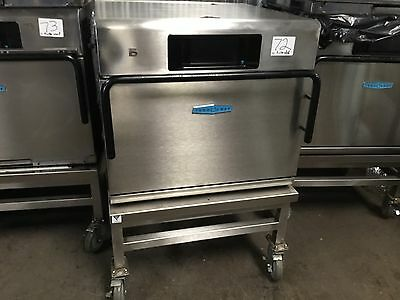 Turbo Chef I5-DL RAPID MICROWAVE CONVECTION OVEN 2015 208/240 3 Phase W/stand