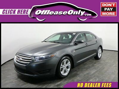 2015 Ford Taurus SEL EcoBoost FWD