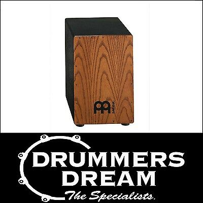 Meinl Percussion Headliner Series White Ash Cajon  HCAJ1AWA Drum Rhythm Box NEW