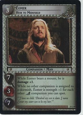 Lord of the Rings CCG Black Rider Foil: Masterwork  Rare 13O8