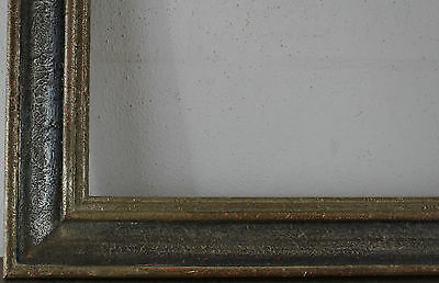 Wood Frame Silver Gold Inside Dimension approx. 35 x 52 cm