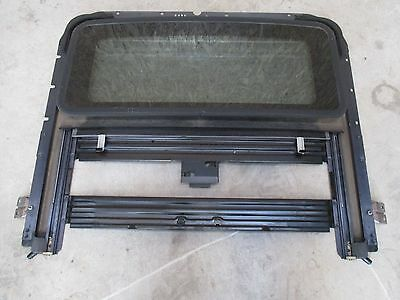 Nissan Silvia 200Sx S14 - Factory Sunroof Assembly - Sun Roof Glass Runners
