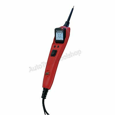 PowerProbe PP3S01CS Digital Auto Electrical Tester 12-24v Flip Screen Diagnostic