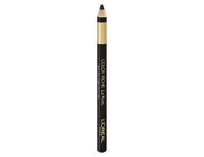 L'Oréal - Crayon Yeux - Color Riche - La Khôl - 101 Midnight Black