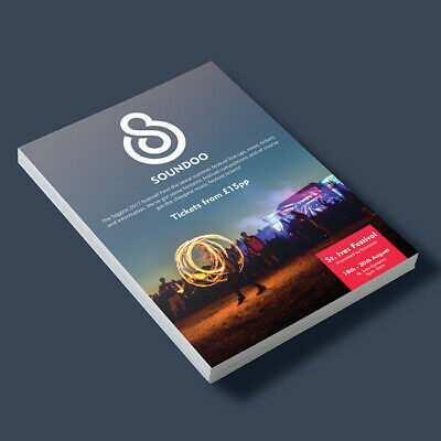 Full Colour Flyers on 150gsm Gloss