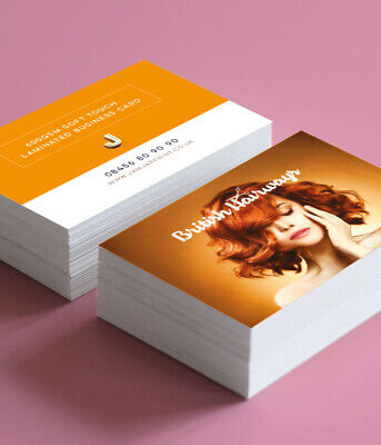 Full Colour Business Cards Single or Double Sided with Free Delivery
