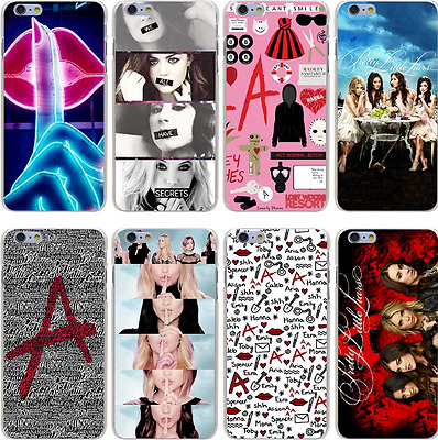 Pretty Little Liars Season 1 2 3 4 Hard Case Cover For iPhone Samsung Huawie New