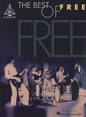 The Best of Free Guitar TAB Music Book All Right Now My Brother Jake Mr Big