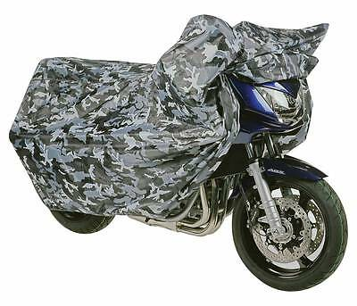 Oxford Motorcycle Scooter Aquatex Camo Waterproof Rain Dust Cover Extra Large XL