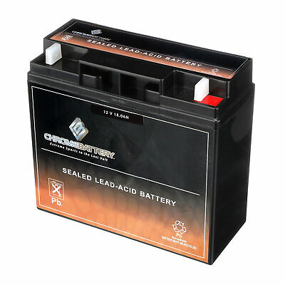 12V 18AH Rechargeable High Performance AGM SLA Battery Replaces 51913