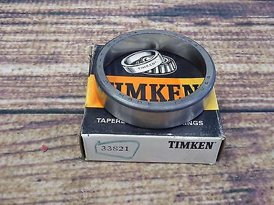 33821 Timken Tapered Bearing Cup
