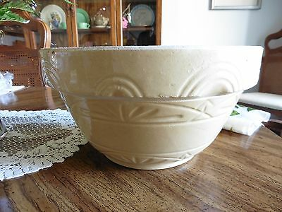 """Robinson Ransbottom Pottery RRP Large Mixing Bowl  12"""" Across the Top"""