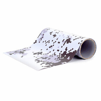 "Camo Camouflage Vinyl Wrap ""Urban Digital"" Bubble Free UV protected - long life"