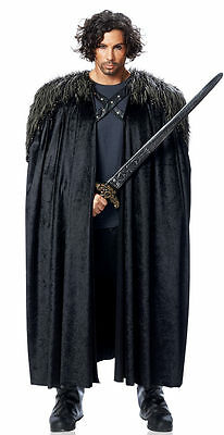 Medieval Cape - Adult Costume - Game of Thrones