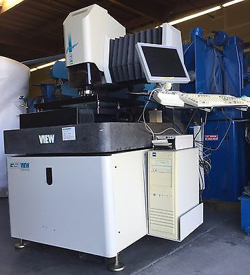 VIEW MMI Voyager V18x18 Non-contact Metrology System