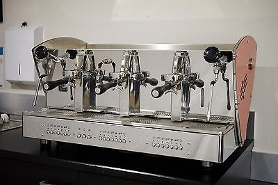 3 group Orchestrale Etnica Espresso Coffee Machine