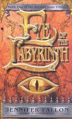 NEW Eye of the Labyrinth By Jennifer Fallon Paperback Free Shipping