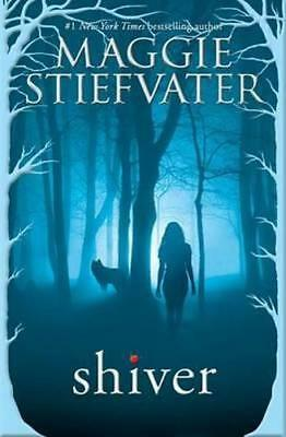 NEW Shiver By Maggie Stiefvater Paperback Free Shipping