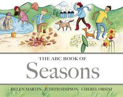 NEW The ABC Book of Seasons By Helen Martin Board Book Free Shipping