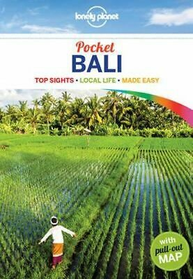 NEW Bali By Lonely Planet Travel Guide Paperback Free Shipping