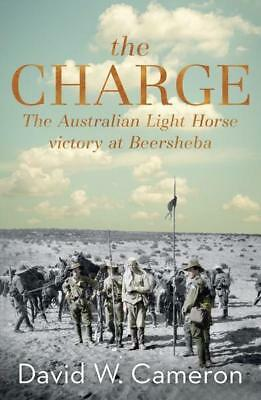 NEW The Charge By David W. Cameron Paperback Free Shipping