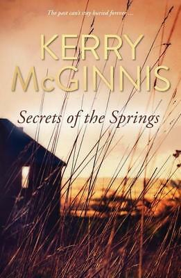 NEW Secrets of the Springs By Kerry McGinnis Paperback Free Shipping