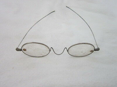 19Th Century Antique  Spectacles  Eyeglass Spectacles
