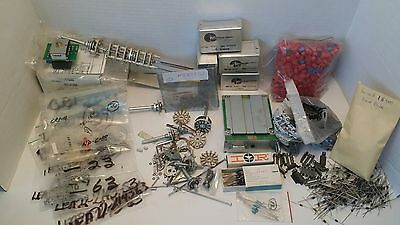 Vintage Diodes And Miscellaneous Parts Huge Lot New Old Stock