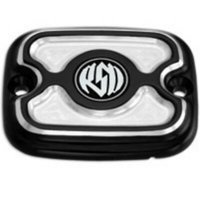 PM Master Cylinder Cap FR Softail '06-14 FXD'06up & FLH'05-07 RSD Cafe