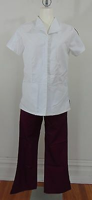 Authentic Fundamentals & Cherokee Women's Scrubs Size Xs        (A7699)