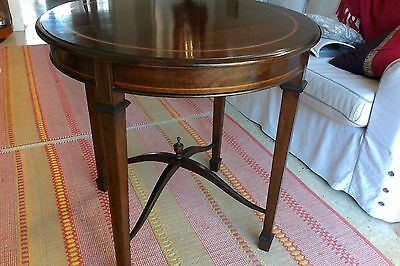 Antique Round Table 1890's