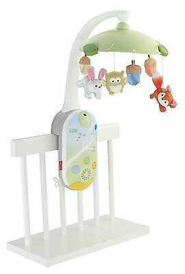Fisher-Price Smart Connect Deluxe Projection Mobile CDM85-CO Fisher Price
