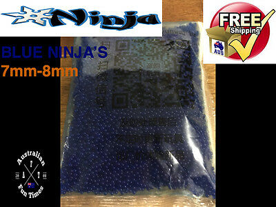 Blue Ninja's Extra Hardness 7-8mm 10,000 Gel Ball for Toy Gun Blaster Shooter GB