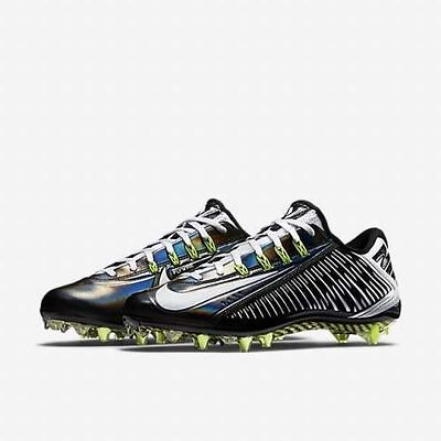704ca399dd139 NIKE VAPOR CARBON Elite Men's Football Cleats Style 631425-010 MSRP $150