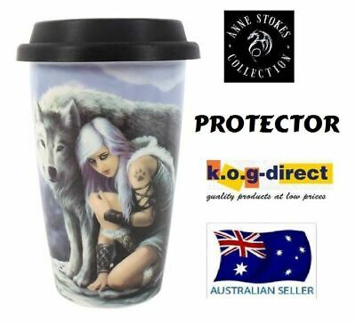 Anne Stokes Collection Protector Travel Mug