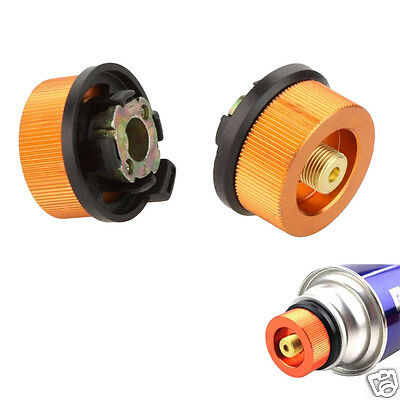 Propane Refill Adapter Stove Connector Gas Furnace Cylinder Tank Coupler NEW