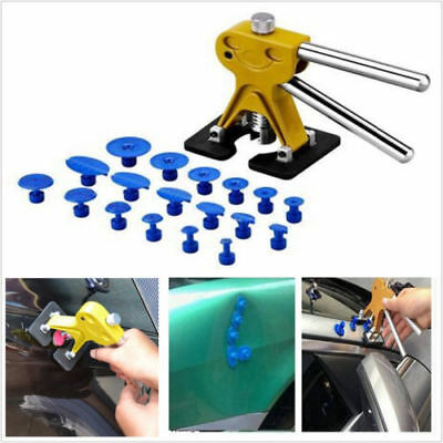 Car Body Repair Tool Paintless Dent Lifter Puller PDR Puller 18Tabs Hail Removal