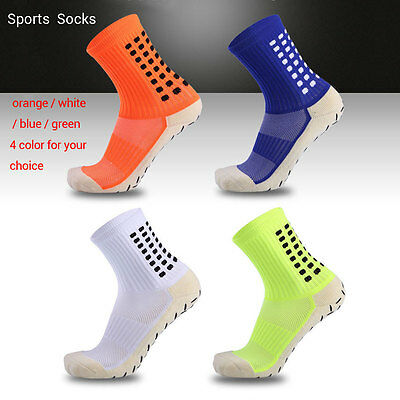 Men Anti Slip Soccer Socks Cotton Football Socks Calcetines Soccer Jerseys Sock