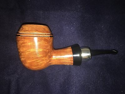 highly collectible Freehand Pfeife - pipe – pipa, Handmade by Colja Schoppe