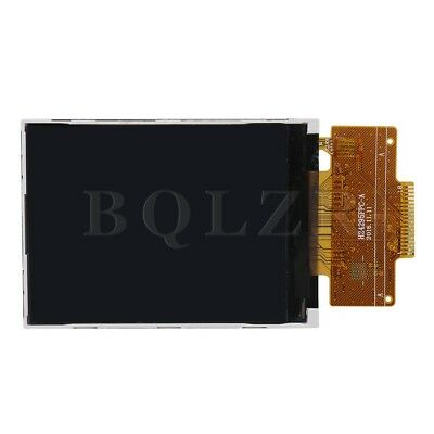 BQLZR 2.4 inch SPI TFT LCD Module Display Screen 8x4.2cm for LCD Screen Fans
